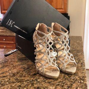 INC dress heels